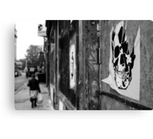 URBAN DECAY Canvas Print