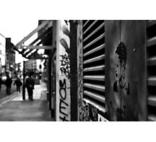 STREET SOUL Photographic Print