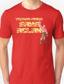 Techno Viking; RELAX! T-Shirt