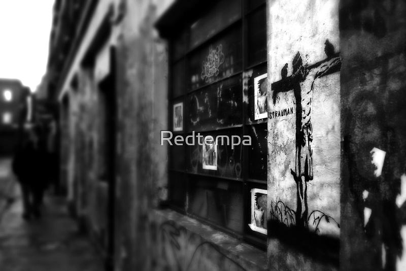 STRAWMAN by Redtempa