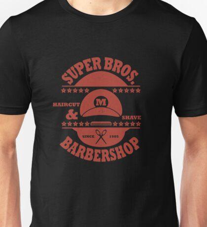 Super Bros. Barber Shop T-Shirt