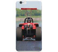 Live life a quarter of a mile at a time iPhone Case/Skin