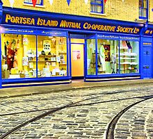 Portsea Island Co-Op -  HDR by Colin J Williams Photography
