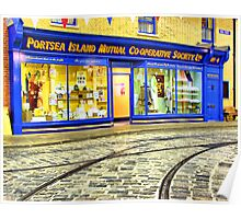 Portsea Island Co-Op -  HDR Poster