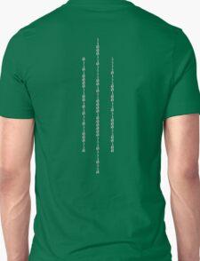 Binary Hello World Unisex T-Shirt