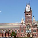 Memorial Hall, Harvard University by nealbarnett