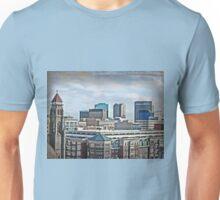 Old Versus New Unisex T-Shirt