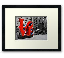 All You Need... Framed Print