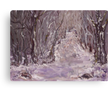 The Way Home Canvas Print