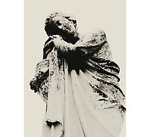 a pose of peace Photographic Print