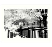 Dreamy Winter ©  Art Print
