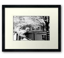 Dreamy Winter ©  Framed Print