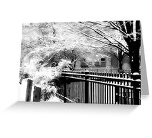 Dreamy Winter ©  Greeting Card