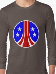 aliens colonial marines Long Sleeve T-Shirt