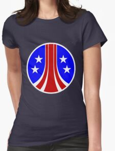 aliens colonial marines Womens Fitted T-Shirt