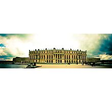 Panoramic Versailles Photographic Print