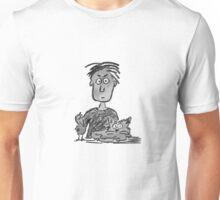 unhappy Unisex T-Shirt