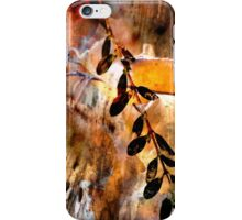 Thaw iPhone Case/Skin