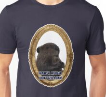 Gone with the beaver Unisex T-Shirt