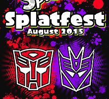 Splatfest 2 August 2015 by KumoriDragon