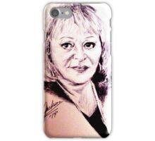 SYLVIA BROWNE  iPhone Case/Skin