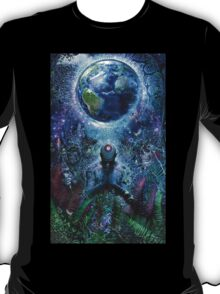 Gratitude For The Earth And Sky, 2015 T-Shirt