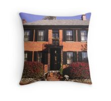 Standing Tall and Proud Throw Pillow