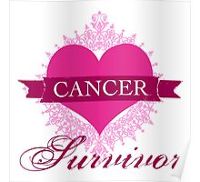 Cancer Survivor Poster