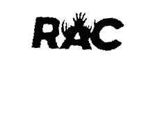 RAC - Recovery and Apprehension Coalition - Black by jenihajas
