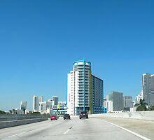 Una bella perspectiva...........................................Miami by cieloverde