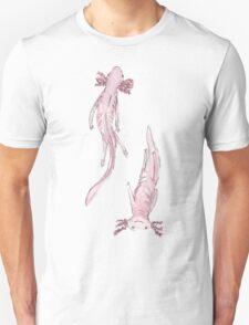 Axolotl friends T-Shirt