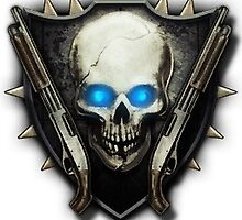Black ops II ranking - small Zombies 'Rank Master' watermark by KUILLPURT
