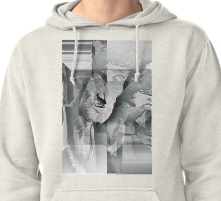Can you see the real me? Pullover Hoodie