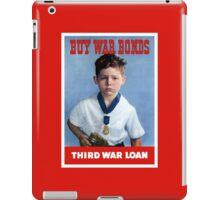 Buy War Bonds -- Third War Loan  iPad Case/Skin