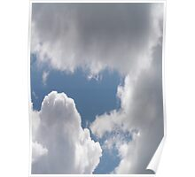 Cloudy Sky #1 Poster