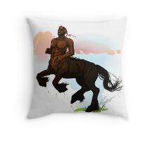 IDRIS ELBA CENTAUR Throw Pillow