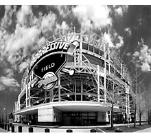 Progressive FIeld, Formerly Jacobs Field. Photographic Print