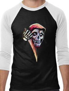 The Halloween Fiend Men's Baseball ¾ T-Shirt