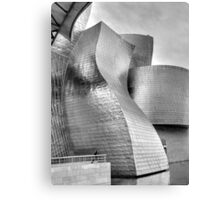 Guggenheim gallery, Bilbao Canvas Print