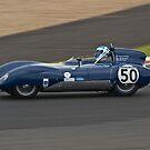 Lotus XI (Fergus MacLeod) by Willie Jackson