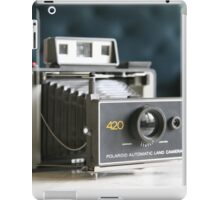 Polaroid Land Camera iPad Case/Skin
