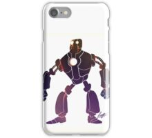 Silhouette Bot 1/4 iPhone Case/Skin
