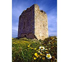 Eagle's tower (Torre del Aguila) Photographic Print