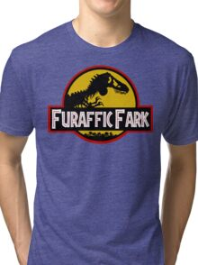Furaffic Fark Tri-blend T-Shirt