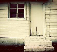 The Door - Floyd Lamb Park, NV by Tara Wagner