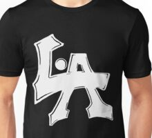 L.A. Los Angeles Graffiti Unisex T-Shirt