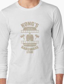 Kong's Hardware Store Long Sleeve T-Shirt
