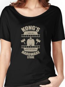 Kong's Hardware Store Women's Relaxed Fit T-Shirt
