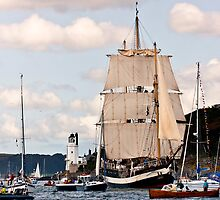 Tall Ship by GBR309