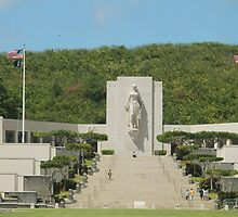 The National Memorial Cemetery of the Pacific  by DonnaMoore
